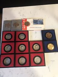 11 American Revolution Bicentennial Coins Selling Each Individual Too