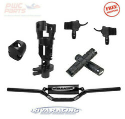 Seadoo Spark Riva Pro-series Steering Odi Rogue Grips Bars Lever Kit Ibr Rs20130