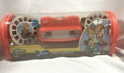 Fisher Price Rare 2004 The Jetsons Time Capsule 3d View Master Unopened