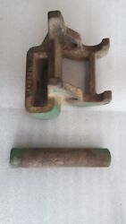 M2595t M2732t John Deere Tractor 40 320 420 330 U Front Drawbar Support And Pin