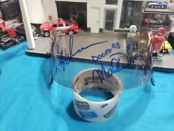 Multi Signed Drivers Greg Ray.robby Unser.mark Dismore.billy Boat.sam S.anddavid H