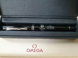 Brand New In Box - Omega Beijing 2008 Olympics Collectors Pen - Very Rare