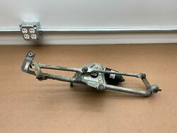 Bmw E36 Windshield Wiper Motor Linkage Assembly With Arms M3 328 325 323 318