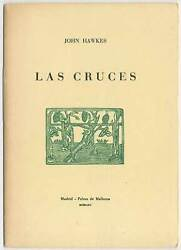 John Hawkes / Las Cruces Signed 1st Edition 1962