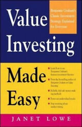 Value Investing Made Easy Benjamin Grahamand039s Classic Investment Strategy