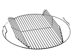 New Weber 7433 Hinged Cooking Grate18-1/2