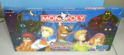 Monopoly Scooby-doo Fright Fest Edition Board Game - 2000 - New - Factory Sealed
