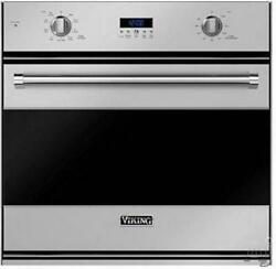 Viking 30 4.3 Cu. Ft Single Electric Convection Wall Oven Rvsoe330ss 2020 Model