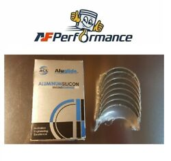 Acl Aluglide Standard Size Main Bearings For Volkswagen Audi 1595cc 1781cc 1984c