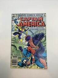 Captain America 282 1983 Cpv Price Variant Newsstand 1st Jack Monroe As Nomad