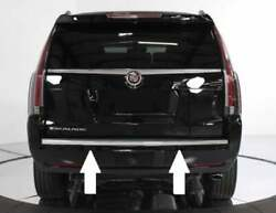 2015 2016 2017 Cadillac Escalade Rear Tailgate Lift Gate Trunk Great Condition