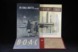 Boac Advertising Object Wood Display