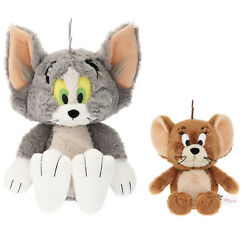 Nici Tom And Jerry And All Related Characters And Elements Plush Doll