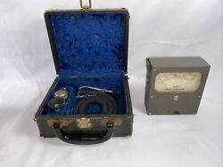 Fpm Alnor Velometer Type 3002 Used With Caseand Accessories Free Sandh