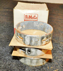 1963 1964 Ford Mercury Nos Fe 352 390 406 427 Engine Front Camshaft Bearings