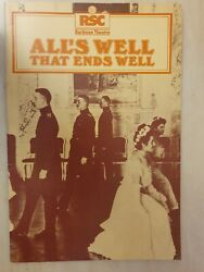 All's Well That Ends Well - Peggy Ashcroft John Franklyn-robbins Peter Ellis
