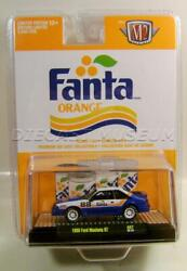 1988 And03988 Ford Mustang 5.0 Foxbody Fanta Orange A07 M2 Machines Diecast 2020