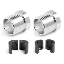 Cnc Steering Reverse Cable Lock Nuts Bushings For Sea Doo Gti Rxp Rxt Wake Pro