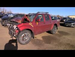 Automatic Transmission 6 Cylinder 4wd Fits 14-19 Frontier 1669288