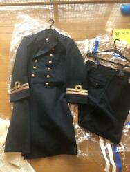 Ww2 Imperial Japanese Navy Medical Captain Normal Dress Top And Bottom