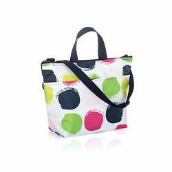 Thirty One Crossbody Thermal Tote On The Spot NIP $24.99