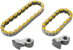 Harddrive Heavy Duty Twin Cam 88 Chain And Tensioner Kit Harley Fatboy 2000-2006