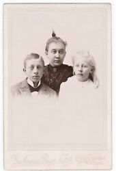 Mother W Pointed Hair Ornament And Kids Morris Minnesota Photographer Photo