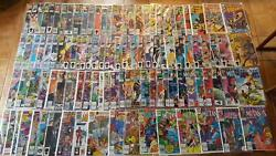 The New Mutants Set Full Run Scans Missing Only 97 98 Annual 2 And 4 One Owner