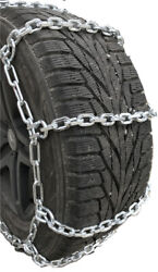 Snow Chains 37x13-15 7mm Square Boron Alloy Tire Chains Spider Bungee