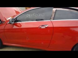 Driver Front Door 207 Type Coupe Fits 10-17 Mercedes E-class 931477