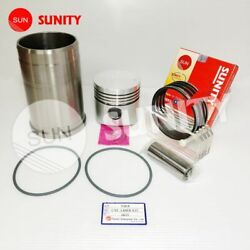 Taiwan Sunity Liner Kit Piston Pin Clips Rings For Yanmar Yse8 Engine Parts