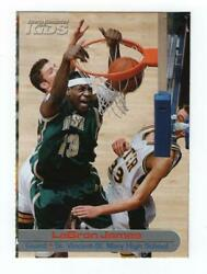 Lebron James Rookie Card Si For Kids Ready For Grading Either Psa Or Beckett