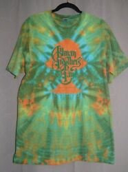 Allman Brothers Tie-dye T-shirt From The Big House, Macon Ga
