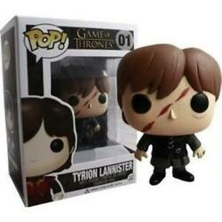 Pop Game Of Thrones -tyrion Lannister Scarred