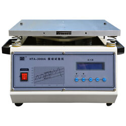 50hz Professional Vertical Vibration Testing Machine Tester Test Load 30-50kg