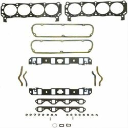 Fel-pro 17261 Engine Gaskets Marine Top End For Ford 302 351w New