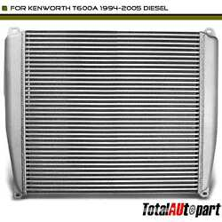 Charge Air Cooler Intercooler For Kenworth T600a 94-05 Diesel Long Conventional