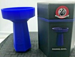 Starbuzz Silicone Phunnel Bowl - Blue