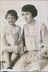 Lr Whitten Maxine Memphis Tn Mother Marie Collins Child Girl Beauty Photo 4x6