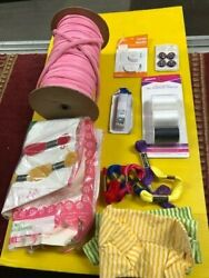 Lot Sewing Notions Junk Drawer Crafts Take A Look At This Lot Lots Of Goodies