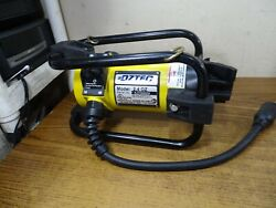 Oztec 2.4 Oz Electric Concrete Vibrator, Heavy Duty Motor Only No Wand/whip