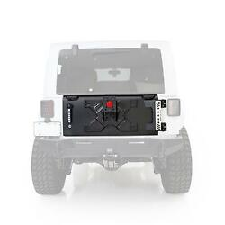 Smittybilt Xrc Tailgate With Tire Carrier - 76410