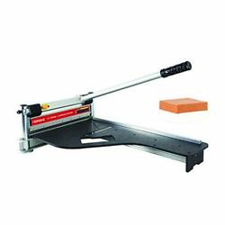 Laminate Flooring And Siding Cutter With Heavy Duty Fixed Aluminum Fence