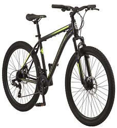 Menand039s 26 Schwinn Sidewinder Mountain Pro Bike Off Road Tires 21-speed Bicycle