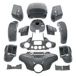 Fairings Bodywork Kit Fit For Harley Touring Ultra Limited Electra Glide 14-2021