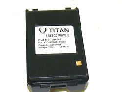 Replacement Bp-265 Li-ion Battery Pack For Icom Radio Ic-v80 Ic-v80e By Tank