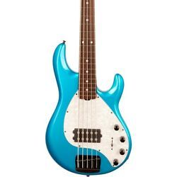 Ernie Ball Music Man Stingray5 Special H Rosewood Fingerboard Bass Speed Blue