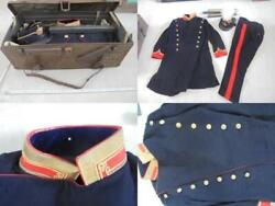 Empire Of Japan Imperial Japanese Army Court Uniform Hat Set Military Antique