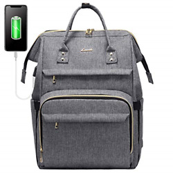 Laptop Backpack for Women Fashion Travel Bags Business Computer Purse Work Bag $44.70