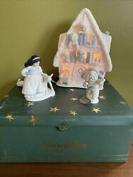 Dept 56 Snow White And The Seven Snowbabies 2002 The Guest Collection Ltd. Ed.